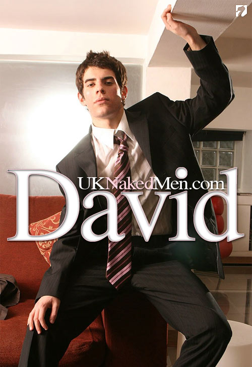 David (Thick & Uncut) at UKNakedMen