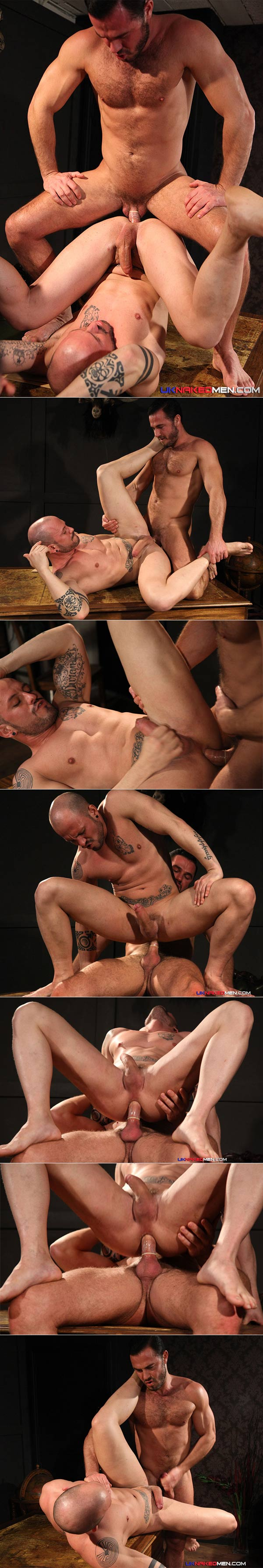 Finding The Perfect Fit (Jessy Ares & Max Duran) at UKNakedMen