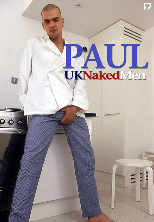 Paul at UK Naked Men