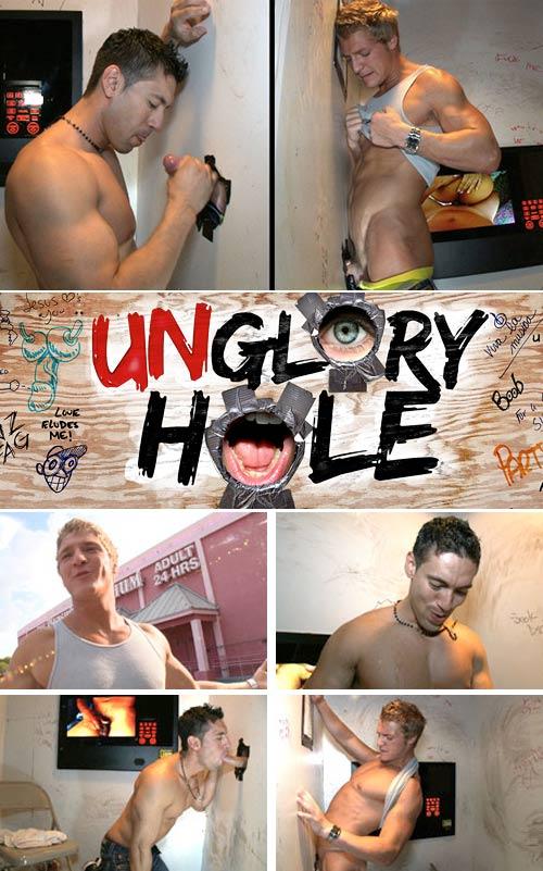 Mr Cocky at UnGloryHole.com