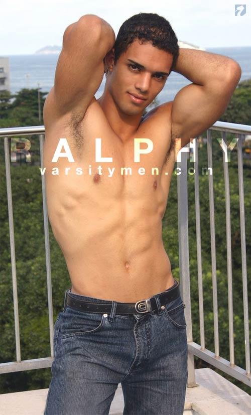 Ralphy at Varsity Men