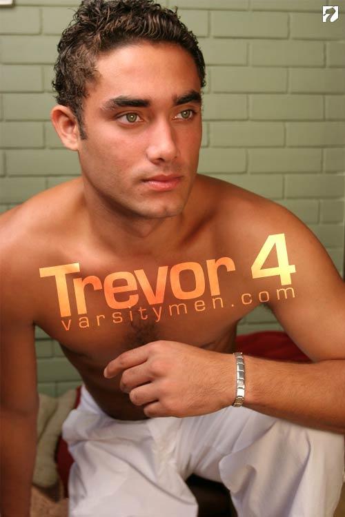 Trevor 4 at Varsity Men