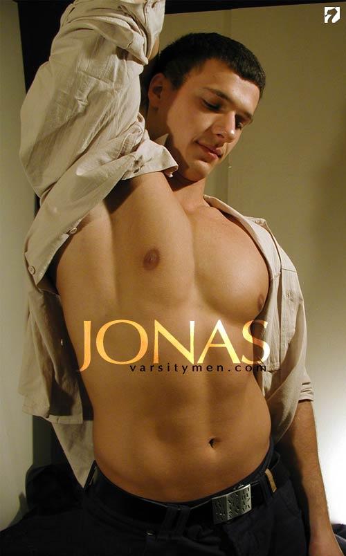 Jonas at Varsity Men