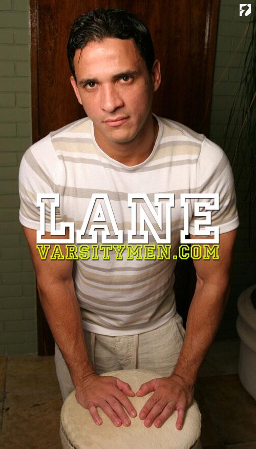 Lane at Varsity Men
