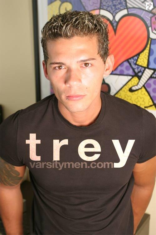Trey Returns at Varsity Men