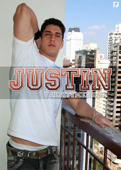 Justin at Varsity Men