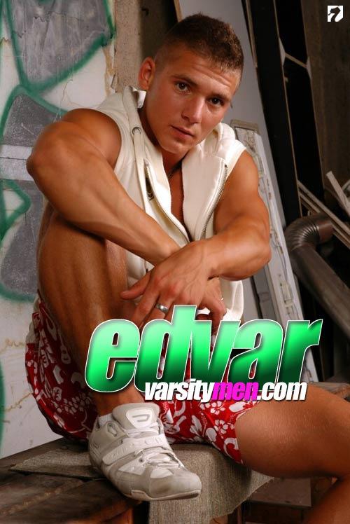 Edvar at Varsity Men