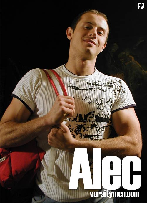 Alec at Varsity Men