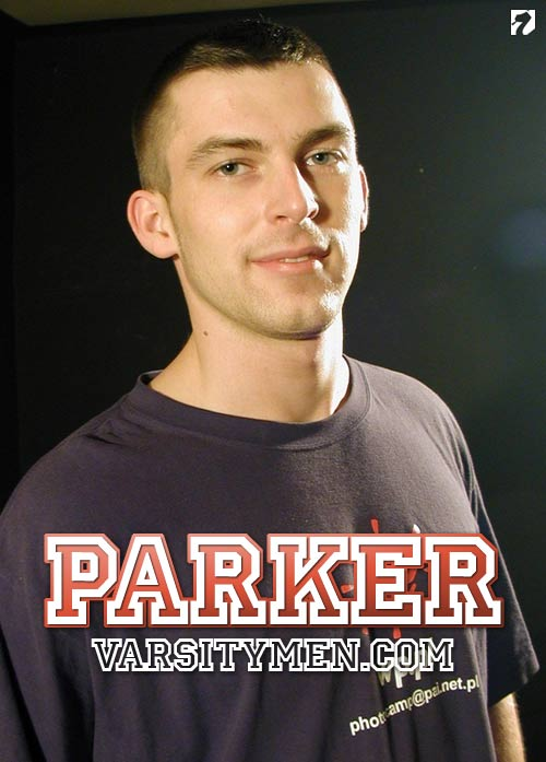 Parker at Varsity Men