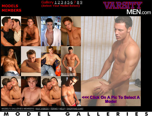 Varsity Men: Galleries