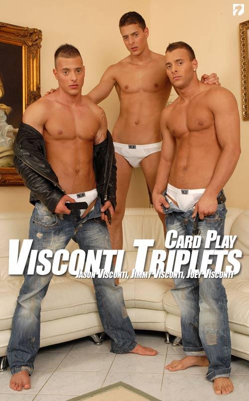 Card Play at ViscontiTriplets