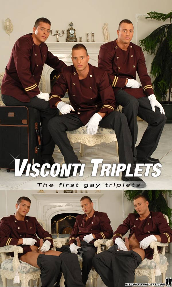 Bellboys (Ring The Bell 3 Times) at ViscontiTriplets