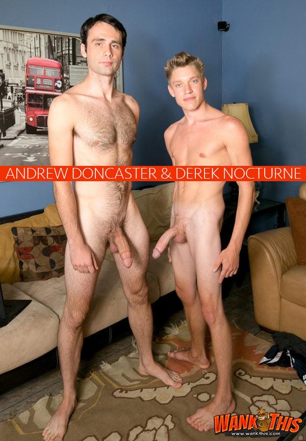Andrew Doncaster & Derek Nocturne at WankThis