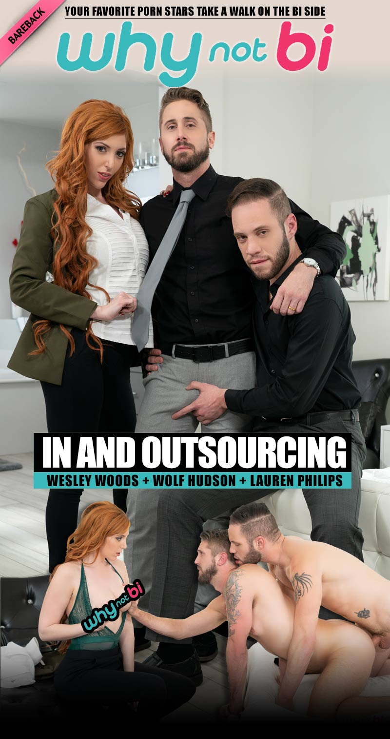 In-And-Out Sourcing (Wesley Woods, Wolf Hudson and Lauren Philips) at WhyNotBi