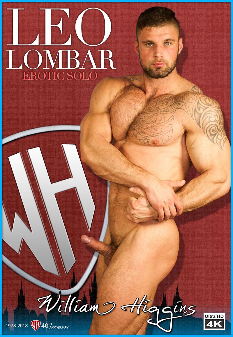 Leo Lombar (Erotic Solo) at WilliamHiggins.com