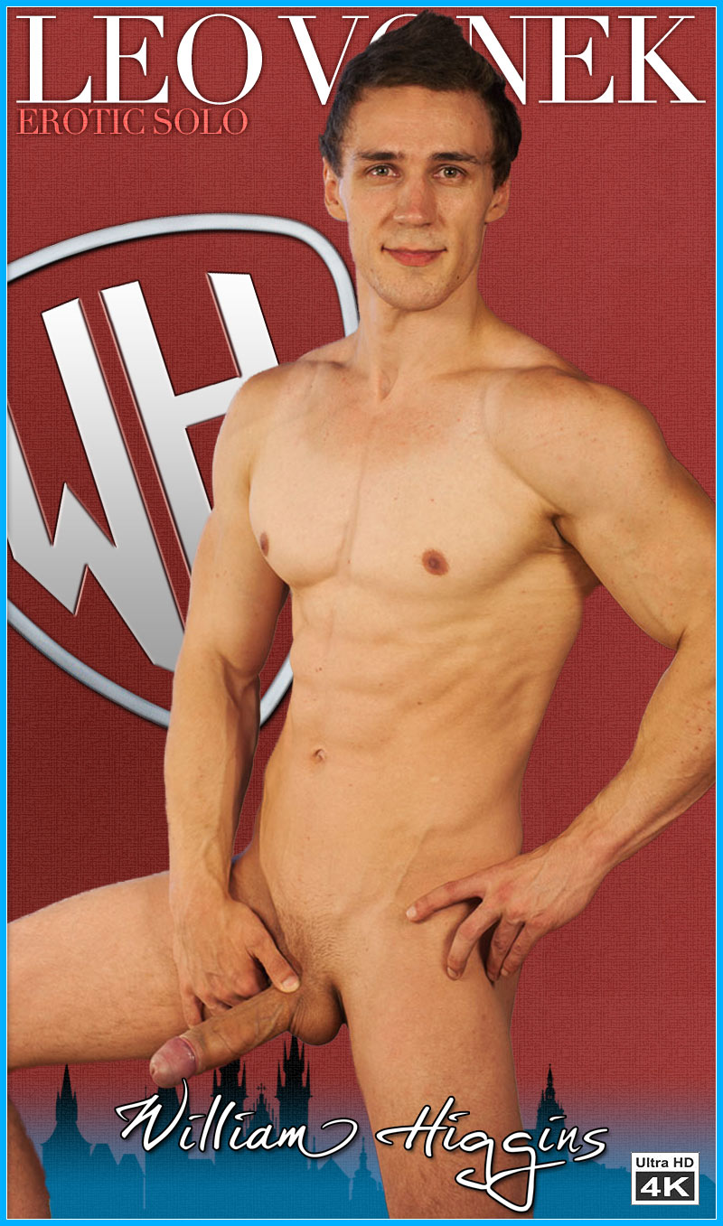 Leo Vonek (Erotic Solo) at WilliamHiggins.com