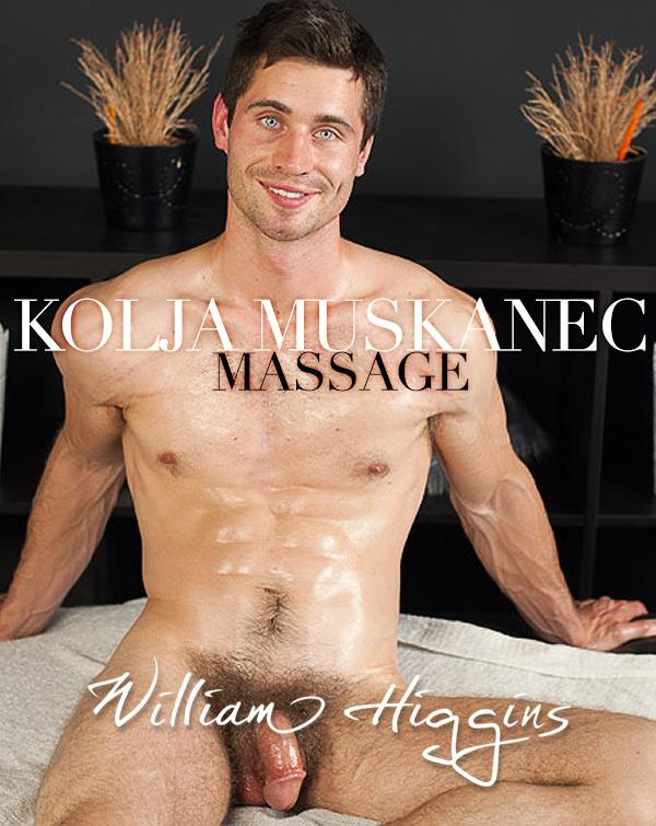 Kolja Muskanec (Massage) at WilliamHiggins.com