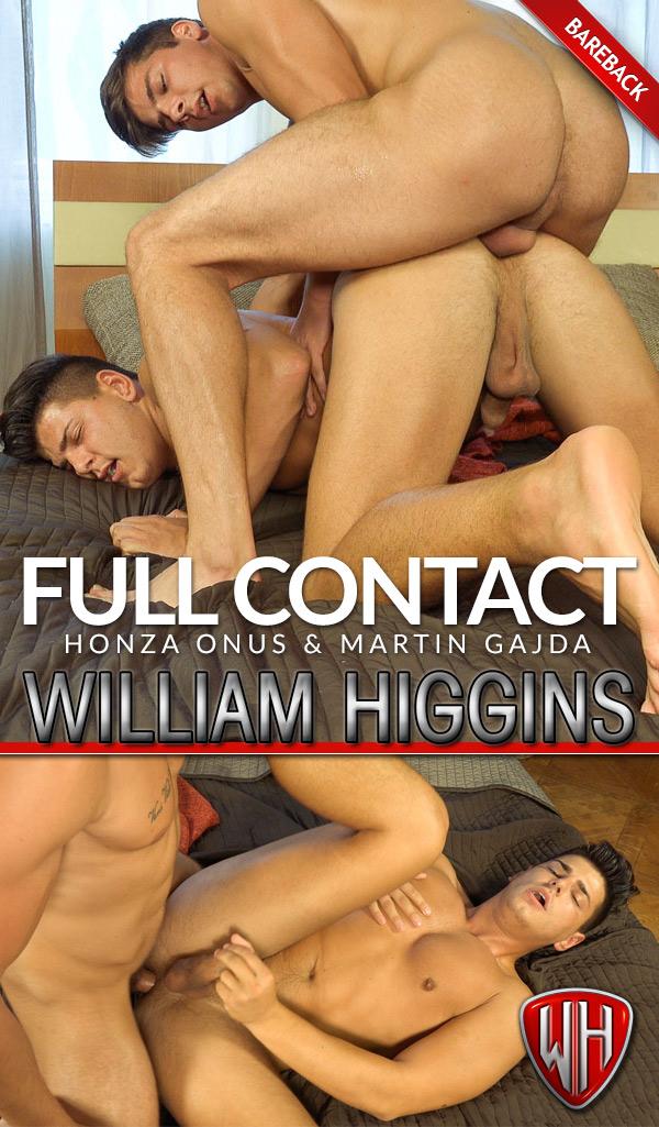 Honza Onus & Martin Gajda (Full-Contact Raw) at WilliamHiggins.com