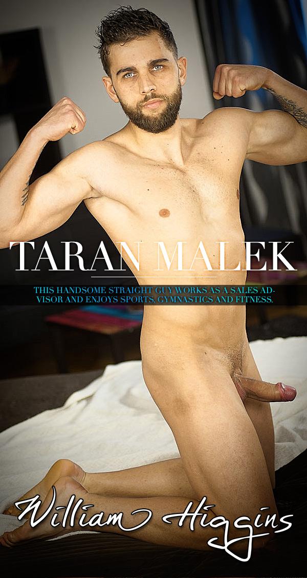 Taran Malek (Erotic Solo) at WilliamHiggins.com