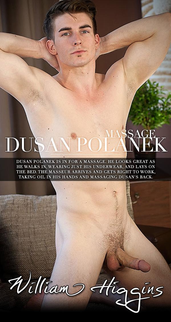 Dusan Polanek (Massage) at WilliamHiggins.com