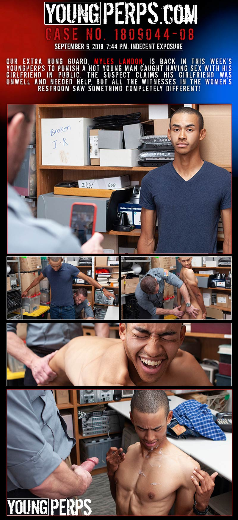 Indecent Exposure (Case # 1809044-08) at YoungPerps